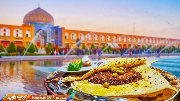 کارشناس صنعت هتلداری: جای گردشگری غذا در اصفهان خالی است